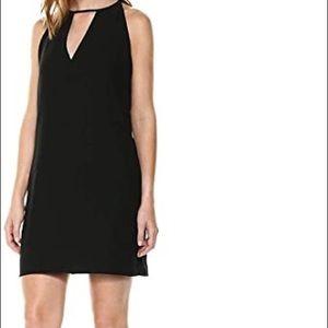 Sam Edelman Women's Keyhole Straight Shift Dress